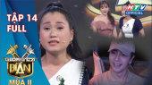 Giọng Ca Bí Ẩn Mùa 2 Tập 14 : Lâm Vỹ Dạ rung rinh vì Hồ Trung Dũng
