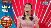 Thách Thức Danh Hài 2019 Tập 04 : Trường Giang tố Trấn Thành dính thính cô giáo
