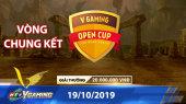 HTVC VGaming Open Cup Vòng Chung Kết - 19/10/2019