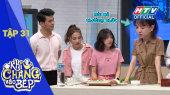 Khi Chàng Vào Bếp Mùa 2 Tập 31 : Khi Woosi làm đội trưởng thì sao Linh Ngọc Đàm đấu lại