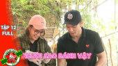 Lữ Khách 24h 2019 Tập 12 : Bảo Kun - Emma Nhất Khanh rạn nứt tình anh em khi đi bán bánh