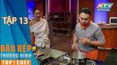 Đầu Bếp  Thượng Đỉnh Mùa 2 Tập 13 : Tommy và Hoàng Sin chiến thắng thử thách với yến