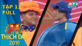 Kỳ Tài Thách Đấu - Mùa 3 Tập 13 : Hari chơi xuất thần, Ôn Vĩnh Quang té bầm dập