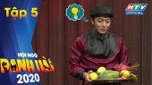 Hội Ngộ Danh Hài 2020 Tập 05 : Cris Phan sợ vợ khi ôm hôn Puka, Lê Trang