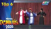 Hội Ngộ Danh Hài 2020 Tập 06 : Anh Đức lần đầu thổ lộ sự ngưỡng mộ dành cho Lâm Vỹ Dạ