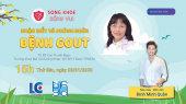 Sống Khỏe Sống Vui Tập 07 : Nhận biết và phòng ngừa bệnh Gout