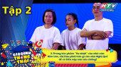 Gia Đình Thông Thái Tập 02 : Hồ Bích Trâm không dùng IQ vẫn giúp em trai chiến thắng