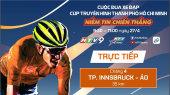 Cuộc Đua Xe Đạp Thực Tế Ảo HTV (6 Chặng ) Chặng 4 : Vòng TP. Innsbruck - Áo   35km   27/04/2020
