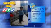 Vui Khỏe Cùng HTV SBD 4-076 : Nguyễn Nhật Toàn -  Thể Dục buổi sáng