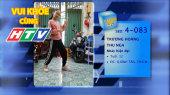 Vui Khỏe Cùng HTV SBD 4-083 : Trương Hoàng Thu Nga - Nhảy hiện đại