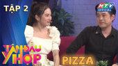 Tâm Đầu Ý Hợp Tập 02 : Sara Lưu tiết lộ Dương Khắc Linh là chúa mè nheo
