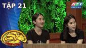 Sao Hay Chữ Tập 21 : Nam Anh - Nam Em hợp lực giải ô chữ