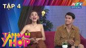 Tâm Đầu Ý Hợp Tập 04 : Linh Chi tiết lộ thói quen của 2 vợ chồng, Lâm Vinh Hải nghe xong cũng té ngửa