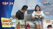 Khẩu Vị Ngôi Sao 2020 Tập 24 : Nguyễn Mỹ Linh hạnh phúc thưởng thức món ngon