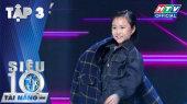 Siêu Tài Năng Nhí Tập 03 : Trấn Thành rap battle cùng siêu nhí 14 tuổi