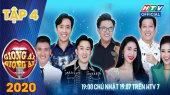 Giọng Ải Giọng Ai Mùa 5 Tập 04 : Thủy Tiên, Công Vinh chia rẽ vì người thứ ba trong gameshow