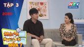 """Khẩu Vị Ngôi Sao Mùa 7 - 2020 Tập 03 : Ngọc Trinh """"mùi ngò gai"""" thừa nhận gia đình neo đơn"""