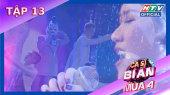 Ca Sĩ Bí Ẩn Mùa 4 Tập 13 : Diệu Nhi tự tin khoe giọng trước Gin và Thuận Nguyễn
