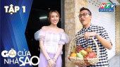 Gõ Cửa Nhà Sao Tập 01 : Hoa hậu, diễn viên Phan Hoàng Kim