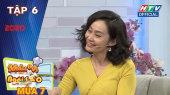 Khẩu Vị Ngôi Sao Mùa 7 - 2020 Tập 06 : Diễn viên Hạnh Thúy thiếu thời gian chăm lo gia đình