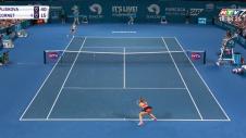 Chung Kết Đơn Nữ Giải Quần Vợt WTA Brisbane