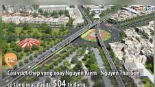 Khởi Công Xây 2 Cầu Vượt Giảm Kẹt Xe Ở Sân Bay Tân Sơn Nhất