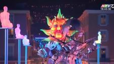 Chiêm Ngưỡng Vẻ Đẹp Lễ Hội Carnival Nice