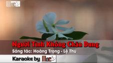Người Tình Không Chân Dung - Khánh Hà