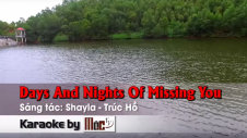 Days And Nights Of Missing You - Shayla