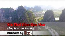 Xin Thời Gian Qua Mau - Hoàng Oanh
