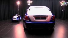 Rolls - Royce Siêu Nhỏ Dành Cho Trẻ Em