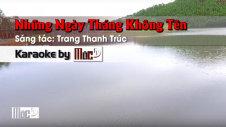 Những Ngày Tháng Không Tên - Kenny Thái & Thiên Kim