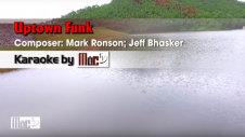 Uptown Funk - Mark Ronson Bruno Mars