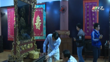 Chiêm Ngưỡng Gấm Vóc Vàng Son Triều Nguyễn