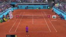 Kết Quả Vòng 1 Giải Quần Vợt Madrid Open
