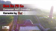 How Far I'll Go - Auli'i Cravalho