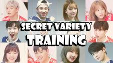Secret Variety Training