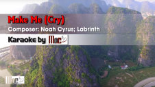 Make Me Cry - Noah Cyrus ft Labrinth