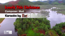 Lonely This Christmas - Mud