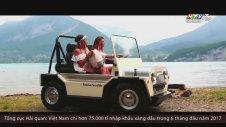 Mini Moke - Mẫu Xe Mới Băng Rừng Vượt Biển