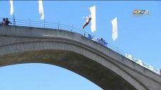 Cuộc Thi Nhảy Cầu Có Lịch Sử 450 Năm Ở Bosnia