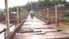 Hàng Loạt Cầu Treo Xuống Cấp Ở Lâm Đồng
