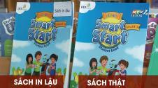 Tràn Lan Sách In Lậu Đầu Năm Học Mới
