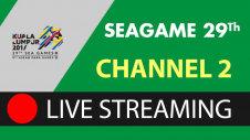 Channel 2- Các môn thi đấu tại Seagame 29th