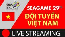 Channel 1- Đội tuyển Việt Nam tại Seagame 29th
