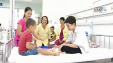 Cảnh Giác Với Bệnh Suy Giảm Miễn Dịch Ở Trẻ