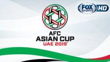 TRỰC TIẾP: ASIAN CUP 2019
