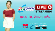 Livestream: Bản tin HTVC HighLight