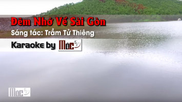 Đêm Nhớ Về Sài Gòn - Khánh Ly