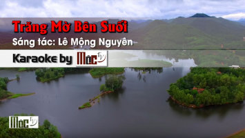 Trăng Mờ Bên Suối - Thanh Trúc